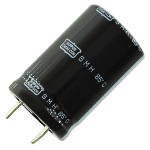 United Chem con Smh Snap in Capacitor 12000 Uf 16 Vdc 25mm X 25mm