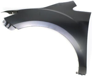 Front Driver Side Primed Fender Replacement For 2007 2012 Mazda Cx 7