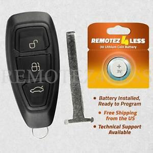 Keyless Entry Remote For 2013 2014 2015 2016 2017 Ford C max Car Key Fob