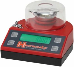 Hornady Lock-n-Load Electronic Bench Scale 50108 Reloading Tools and : 050108