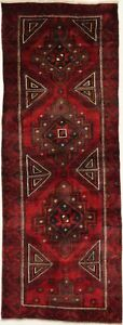 Unique Large Tribal Bakhtiari Balouch Runner Persian Rug Oriental Carpet 5x13