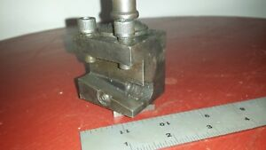 Hardinge D9 Wedge Tool Post Machinist Lathe Tooling Part D 9