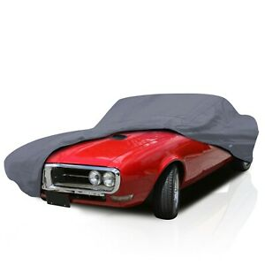csc 4 Layer Car Cover For Plymouth Barracuda Fastback Coupe 1967 1968 1969