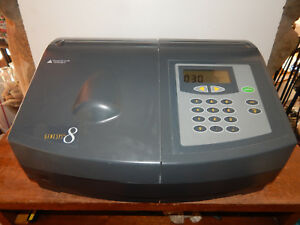 Spectronic Unicam Genesys 8 Spectrophotometer Thermo Genesys8 W mini Sipper