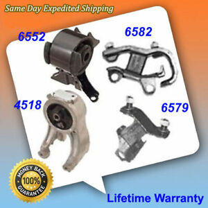 For 1999 2004 Honda Odyssey 3 5l Engine Motor Trans Mount Set 4pcs M041