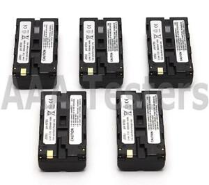 Jdsu Test um Validator Nt93 Lot Of 5 Brand New Batteries Battery