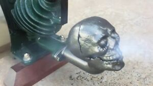 Maytag Iron Skull 92 hit miss Gas Engine Biker Exhaust Muffler Engine Show
