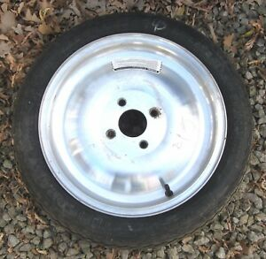 Ford Thunderbird Turbo Coupe Aluminum Spare Wheel 15 Fox 87 93 Mustang Cobra