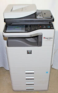 Sharp Mx C402sc Multifunctional Printer Copier