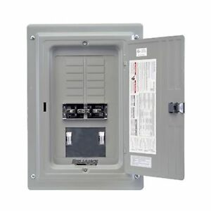 Reliance Controls 60 amp Utility Panel link 3 pole Gen Indoor Transfer Panel