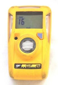 Bw Technologies Bwc2 X Gasalert Clip Gas Monitor For Oxygen 05 1d