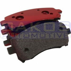 Carbotech Front Brake Pads For 02 Wrx 97 01 2 5rs Part Ct721 Ax6
