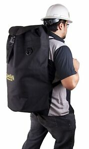 Guardian Fall Protection Safety Bundle Harness 21077 Lanyard Cross Strap Bag
