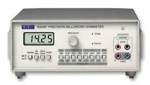Micro Ohm Meter Bs407 3812364