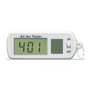 Carejoy Air Aeroanion Tester Air Ion Tester Meter Counter Negative And Peak Hold