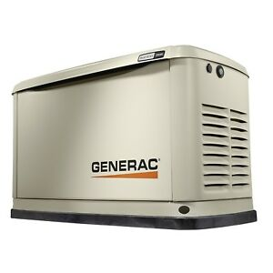 Generac 7038 Guardian Series 20kw 18kw Air Cooled Home Standby Ohvi Generator