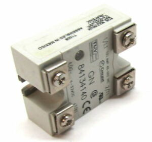 Crouzet 84134140 Solid State Relay 48 660 Vac 100 Amp 2 t1