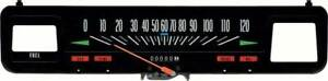 1969 74 Nova Speedometer Without Console Gauges