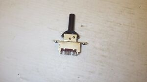 Alps 903e 3 position Toggle Switch