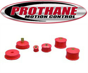 Prothane 14 1901 Motor Mount Inserts For 91 99 Nissan 200sx Nx Sentra 1 6 2 0l