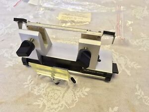 Leica Microtome Knife Holder Ce Gmbh Reichert Jung