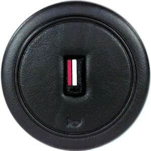 1982 89 Camaro Leather Steering Wheel Horn Button Cap