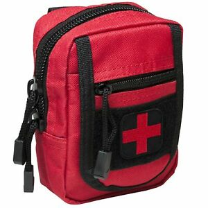 Ncstar Compact Trauma Kit 1 Red C1rtk1r a Medical Bag