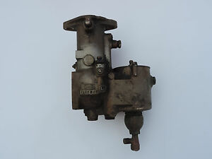 Vintage Stromberg O 3 Bronze Brass Carburetor Parts 1919 1929