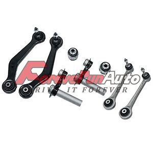 New Rear Control Arms Integral Link Ball Joint Set For 2000 2006 Bmw X5 E53