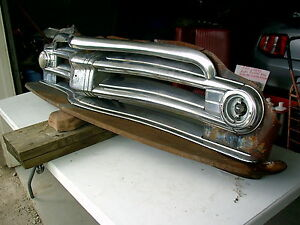 1950 Dodge Grill 50 Dodge Car Grille Cool Custom L K
