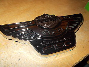 2003 Harley davidson Ford F150 F 150 Supercharged Tailgate Emblem New Factory Oe