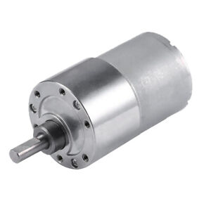Dc 12v 7w Motor 1600 Rpm Shaft Torque Low Noise Motor For Electric Toys