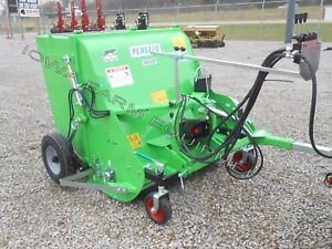 Collection Flail shredding Mower peruzzo Panther 1600 60 Adjustable Transport