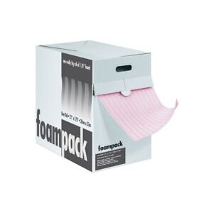 thornton s Anti static Air Foam Dispenser Packs 1 8 X 24 X 175 Pink 1