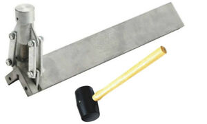 Marshalltown Cb429 Drywall Cornerbead Tool With Mallet 1 1 4