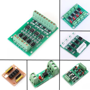 1 4 8 Channel Optocoupler Isolation Module Opto isolator High low Level Board
