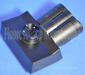 Olympus U swtr 2 Super Wide Field Trinocular Head For Bx Series Microscope