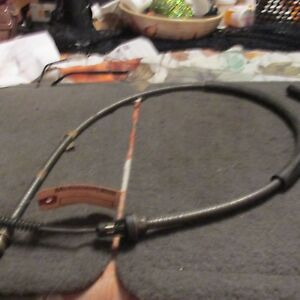 Nos 1979 1991 Ford Ltd Crown Victoria Country Squire Rear Parking Brake Cable