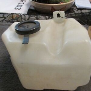 Nos 1977 1980 Ford Pinto Mercury Bobcat Windshield Washer Reservoir Asby New