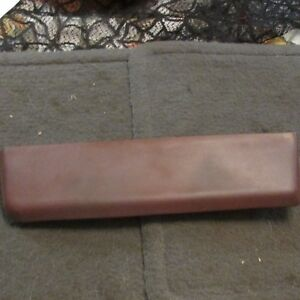 Nos 1979 1982 Ford Ltd Crown Victoria Country Squire Red Lh Front Armrest Pad