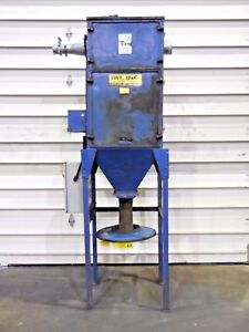 Rx 4159 Donaldson Torit 84 as Dust Collector 3 Hp 3600 Rpm