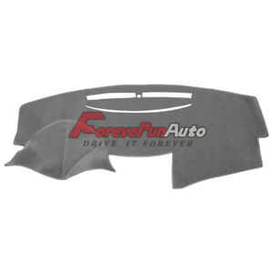 New Dash Cover Dashmat Carpet Dashboard For 2007 2011 Toyota Camry Black