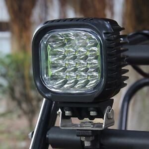 New 48w Led Forklift Truck Work Light Jeep Suv Offroad Lamp Spotlight Car Roof