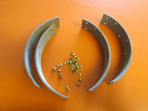 Brake Linings For John Deere A G And 60 Tractors
