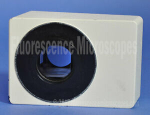 Spacer With Polarizing Lens For Olympus Bx Microscope
