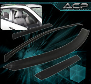 1999 2005 Mitsubishi Galant Jdm Vip Rain Sun Wind Tape On Window Side Door Visor