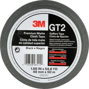 3m Gaffers Cloth Tape gt2