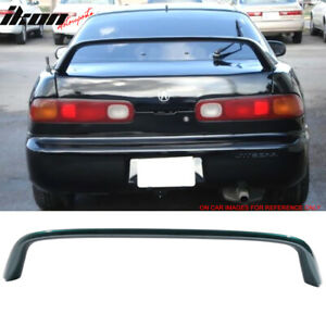 Fits 94 01 Integra Dc2 Type R Painted G95p Clover Green Pearl Trunk Spoiler