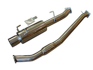 Fits Nissan Skyline R33 Gts T Gtr 95 98 76mm 89mm Catback Exhaust System