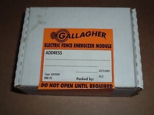 Gallagher Repair Energizer Module For M80 V5 Electric Fencer Type G335594